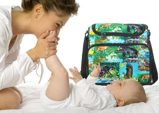 American Wildlife Diaper Baby Bag Reg 36 99 Hot Gifts