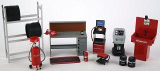 1 18 Snap on 26 Piece Professional Mechanic Garage Shop Tools