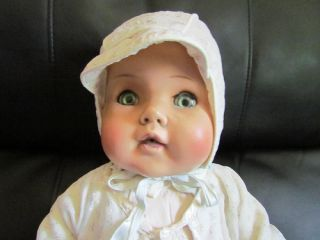 """Vintage 1953 Little Ricky Jr """"I Love Lucy"""" American Character Co Baby Doll"""