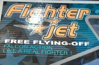 R C Fighter Jet Messerchmitt EPP Material Model DH1878 New