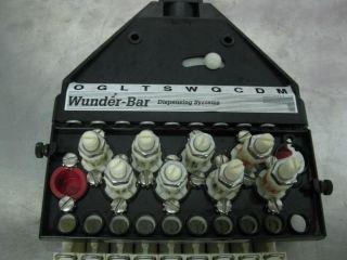 Wunder Bar 9 Soda Pop Fountain Dispensing Gun