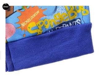 Spongebob Squarepants Baby Boys Girls Hoodies Coat Pants Suits Kids Sets 2 8Year