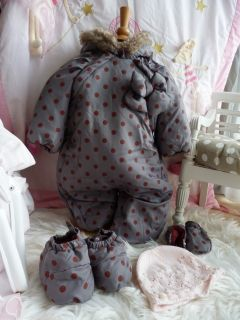 Reborn Baby Doll Child Toddler Girl Prototype Peggy by Regina Swialkowski