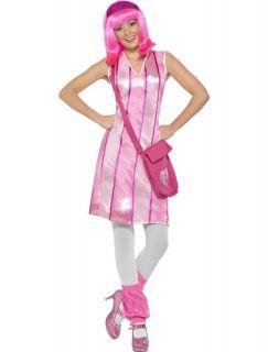 Lazytown Sportacus Stephanie Robbie Rotten Cartoon Smiffys Fancy Dress Costumes