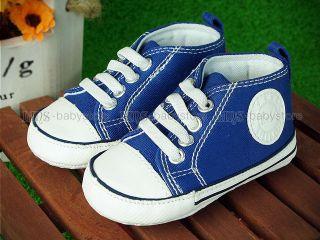 Multi Color Toddler Kids Girl Boy Tennis Shoes EU Size 19 20 21