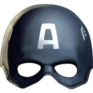 Captain America Party Supplies Masks Masques 8 Each