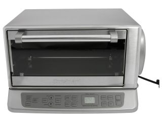 Cuisinart Tob 195 Exact Heat Convection Toaster Oven Broiler Brushed