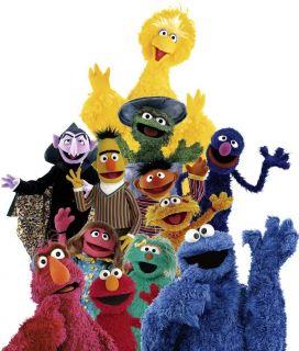 """Adult Sesame Street """"Big Bird"""" T Shirt Mens s M L XL 2XL 3XL 4XL 5XL 6XL"""