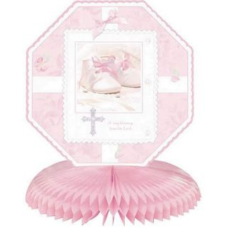 Baby Shower Baptism or Christening Table Centerpiece Party Supplies