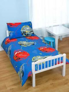 """Children's Boys Girls Wooden Toddler Feature Bed Junior Bed with Storage""""New"""""""