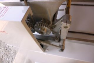 Rhodes Kook E King Automatic Cookie Cutter Machine Depositor 8 Dies Nice