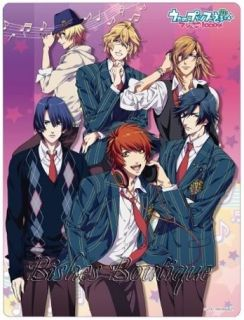 Uta No Prince sama Utapri Shitajiki Pencil Board