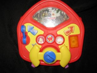 Wonder Pets Driving Toy Baby Daycare Preschool Toy
