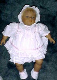 Annchen Darling Barefoot Baby Doll by Annette Himstedt Xtra Outfit