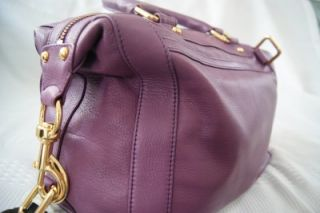 Rebecca Minkoff MAB Mini Purple Bag New