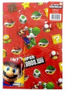 """Super Mario Bros Party 18"""" Happy Birthday Foil Balloon"""