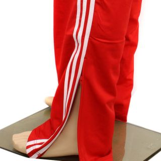 Adidas Originals Adi Firebird Red Track Pants Size XL
