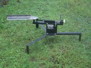 Outers Fixed Ground Skeet Thrower Trap Clay Pigeon Launcher Adjustable Angle