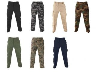 BDU Pants Genuine Gear Propper Ripstop Military Tactical Cotton Poly F5250