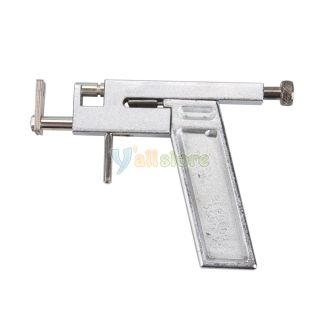 New Pro Stainless Steel Ear Piercing Guns Mirror Pen Set Y 74