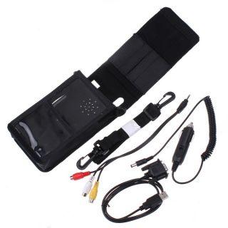 "Satlink WS 6906 DVB s FTA Data Digital Satellite Signal Finder Meter 3 5"" LCD"