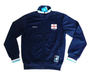 Adidas Originals England 1996 Track Top Jacket S