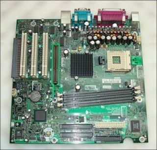 Compaq 281946 001 EVO D300 Rev AB Socket 478 Motherboard with I O Plate