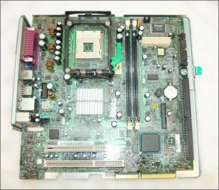 Dell C3207 Optiplex GX60 Socket 478 Motherboard with Mounting Tray