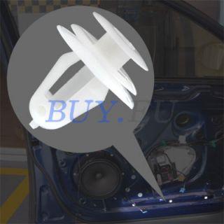 20pcs Car Panel Interior Door Card Fastener Lining Trim Clips Buckles Universal