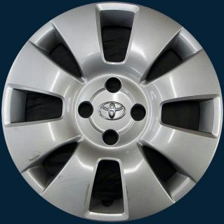 "'06 07 08 Toyota Yaris 61140 15"" 8 Spoke Hubcap Wheel Cover Part 4260252280"