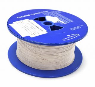 Corning Optical Fiber Simplex Tight Buffer PVC Wire Cable Spool 850nm mm 1000M