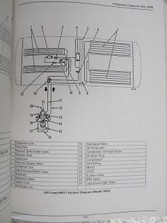 Thermo King Air Condition MRT LRT Maintenance Manual