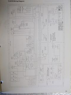 Thermo King Bus T2 M19A C Maintenance Manual Bus