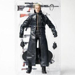 """Resident Evil 5 Albert Wesker PVC Action Figure 9"""""""