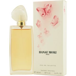 Hanae Mori Perfume Pink Butterfly 3 4 oz New in Box