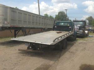 19' Champion Rollback Roll Back Flat Bed Wrecker Aluminum Tow Truck Wheel Lift