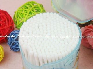 Doraemon Makeup Cotton Swab Q Tip Barreled