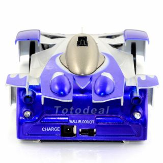 Mini Remote Control Floor Wall Climbing Racing Car Toy for Children Kids
