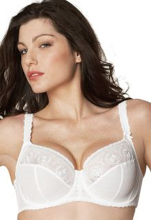 Brand New Fantasie Lingerie Shannon Side Support Bra White 1014 30D