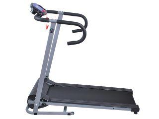 ... New 500W Folding Electric Treadmill Portable Motorized Running Machine Black ...