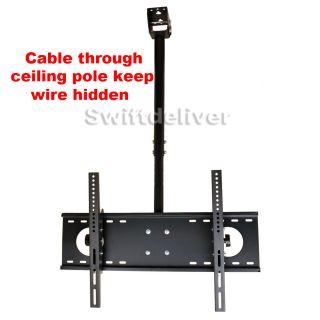 Tilt Swivel LCD LED Plasma TV Wall Ceiling Mount 32 37 40 42 46 50 51 55 60 CXI