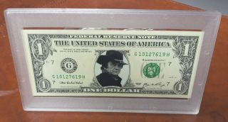 Currency Cash Money Dollar Bill Hard Plastic Case Frame Protect Your Investment