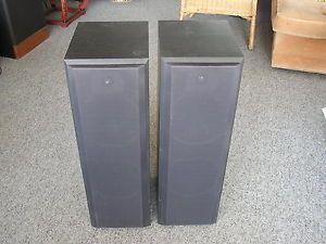 DM 620 Speakers Bowers and Wilkins B w DM620 Floor Standing Speakers