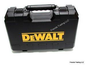 Dewalt 20 Volt 20V Cordless Tool Plastic Case for Compact Drill Impact Driver