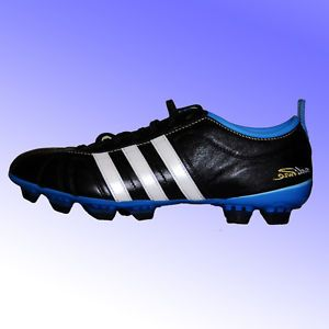 Adidas Mens adiPURE IV TRX FG G40532 Soccer Cleat Futbol Football Boot Black