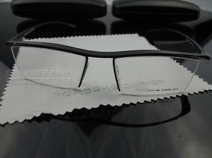 3890b79b6dd New Eyeglass Frames Luxury Porsche Design TR90 P8189 Black on PopScreen