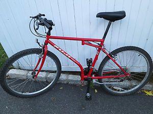 """Fuji Folding Mountain Bike Bicycle 26"""" inch Marlboro"""