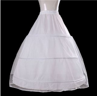Newest Petticoat Three Times Add Gauze Skirt Three Layers of Gauze Petticoat