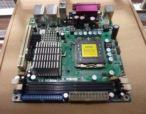 Aone Ade 6020 Mini ITX Mitx Intel 915G LGA775 P4 Dual Gigabit Ethernet LVDS SATA