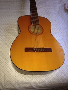 Vintage Goya GG 10 Classical Acoustic Guitar Made in Sweden